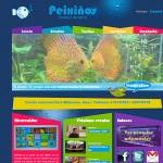 Web Peixiños Parque infantil