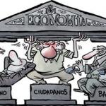 Los verdaderos culpables de la crisis; los políticos